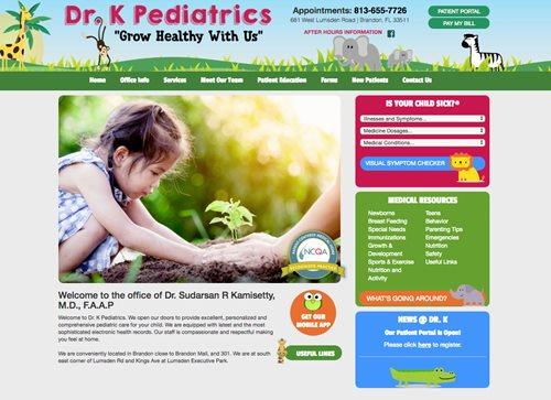 Dr. K Peds